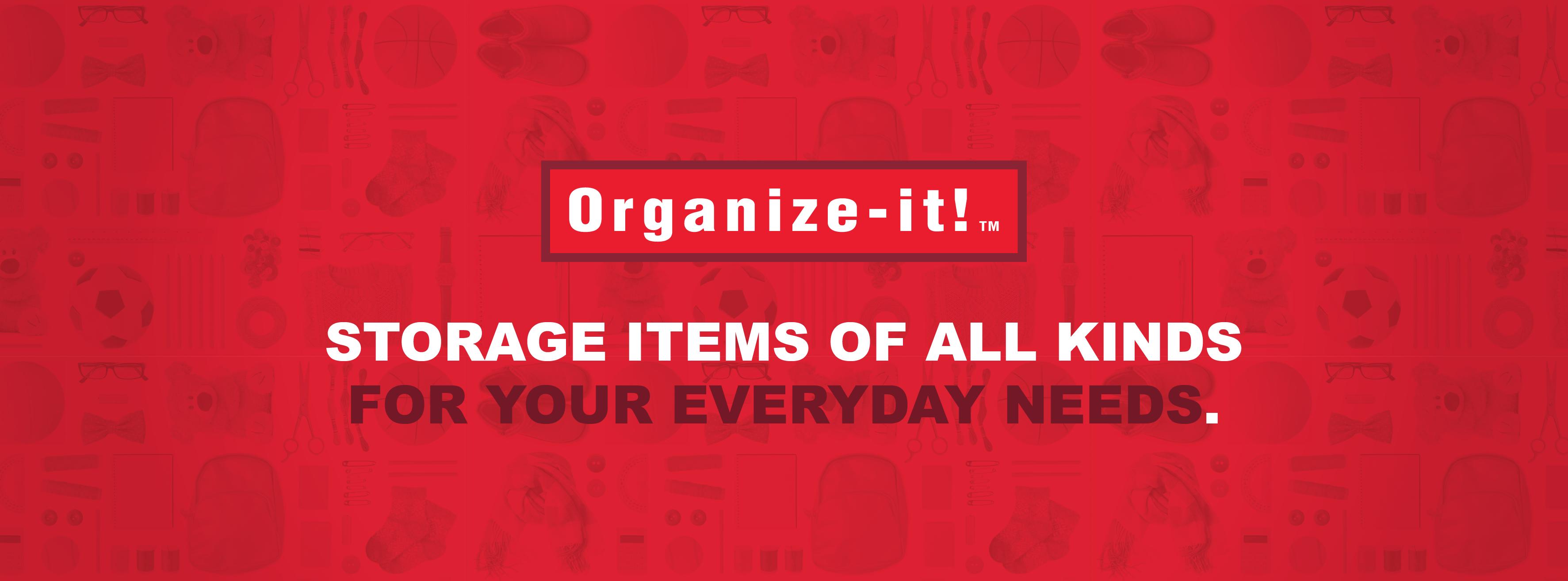 Organize-It™