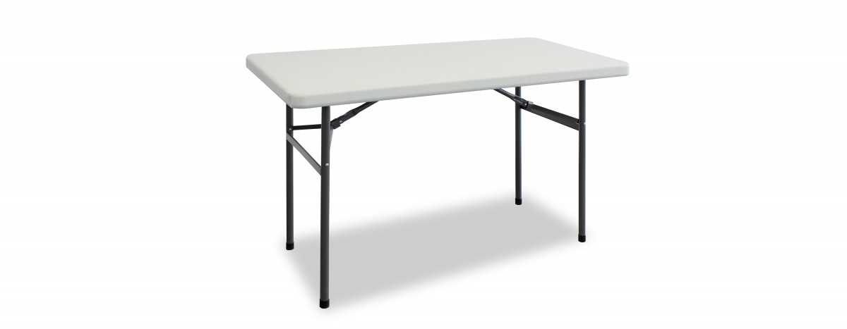 4 ft. Rectangular Banquet Table (#2448B)