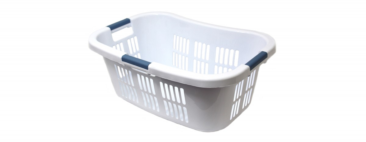 Hip Holder Laundry Basket (63L / 16.4G)