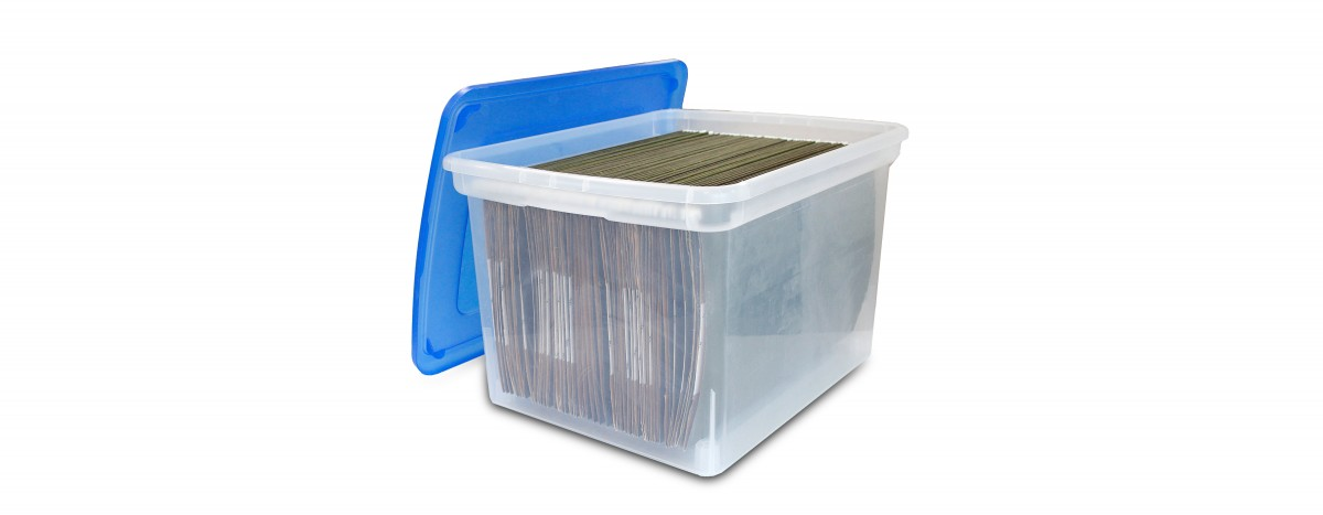 Legal File Box