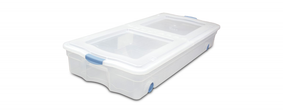 Underbed Box with Wheels (17G)