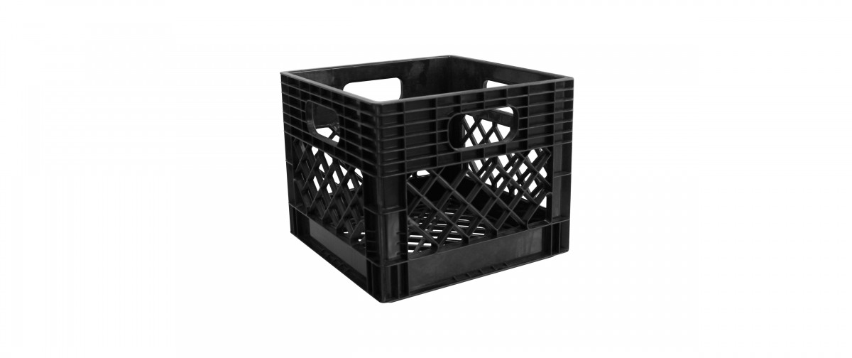 Authentic Milk Crate (25L / 6.5G)