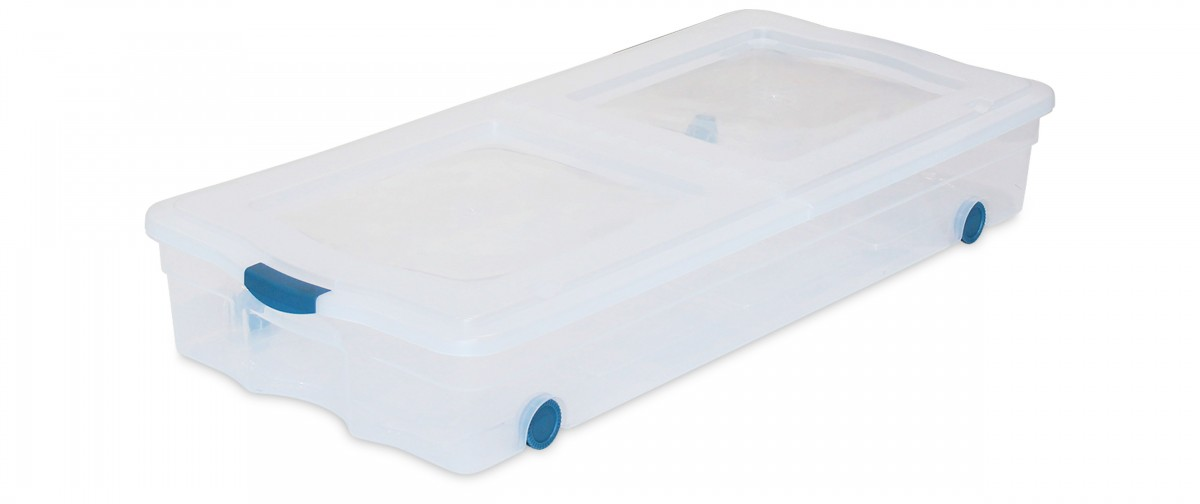 Wheeled Underbed Tote (64L / 68QT)