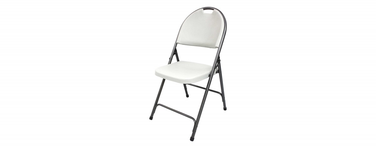 Lightweight Resin Folding Chair (#1742)