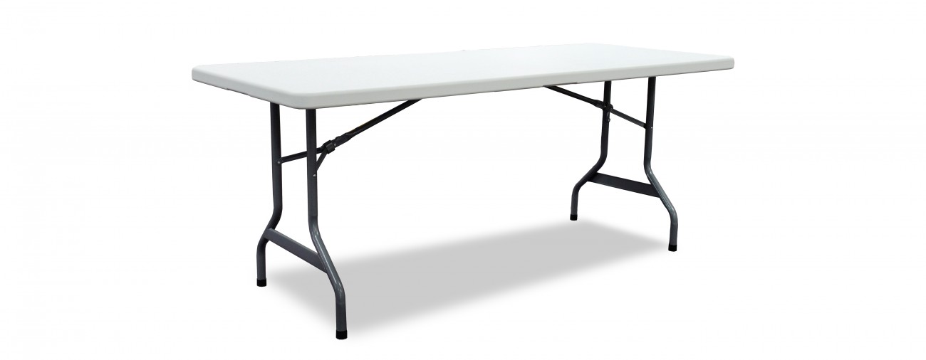 Ft Folding Banquet Table