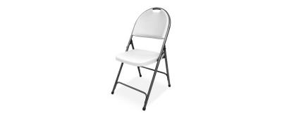 Lightweight Resin Folding Chair