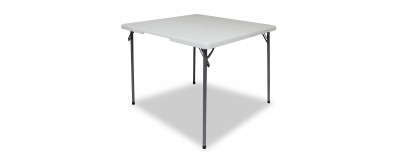 Center Folding Square Table (#3535F)