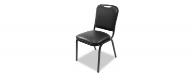 Heavy Duty Stacking Chair w/ Cushion (#910C)