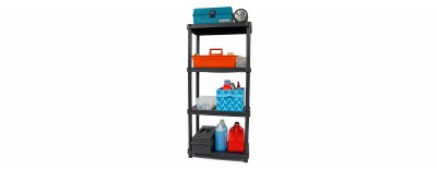 12'' Resin Shelving System - 4 Levels