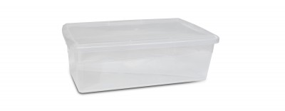 Clear Underbed Box (38L / 40QT)