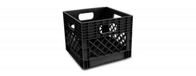 Authentic Milk Crate