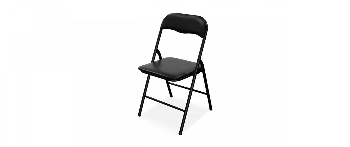 Vinyl Folding Chair