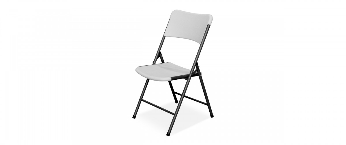 Blow Mold Folding Chair